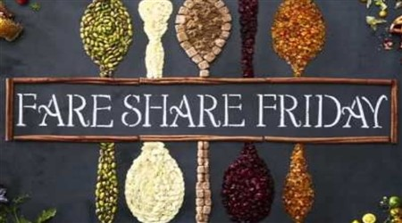 FARE SHARE SHOP EVERY FRIDAY